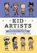 Kid Artists True Tales of Childhood From Creative Legends