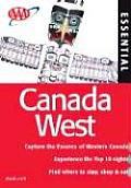 AAA Essential Canada West 2nd Edition