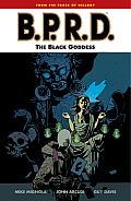 B P R D Volume 11 The Black Goddess