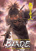 Blade Of The Immortal Volume 22 Footsteps