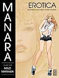 Manara Erotica Volume 3 Butterscotch & Other Stories