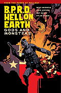 B P R D Hell on Earth Volume 02 Gods & Monsters