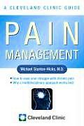 Pain Management A Cleveland Clinic Guide