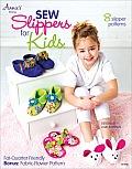Sew Slippers for Kids: 8 Slipper Patterns