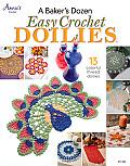 Bakers Dozen Easy Crochet Doilies