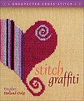 Stitch Graffiti Unexpected Cross Stitch