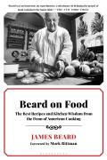 Beard on Food