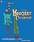 Monster Graphic Novels Monster Christmas