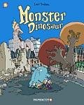 Monster Graphic Novels Monster Dinosaur