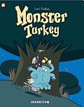 Monster Graphic Novels: Monster Turkey
