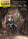 Murders in the Rue Morgue & Other Tales Classics Illustrated Deluxe 10