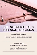The Notebook of a Colonial Clergyman