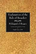 Explanation of the Rule of Benedict