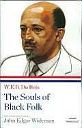 The Souls of Black Folk: A Library of America Paperback Classic
