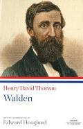 Walden: A Library of America Paperback Classic