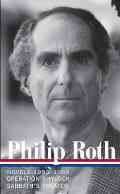 Philip Roth Novels 1993 1995
