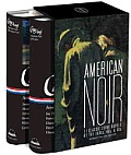American Noir 11 Classic Crime Novels Of The 1930s 40s & 50s Two Hardcovers In A Box
