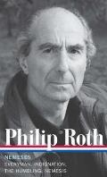 Philip Roth Nemeses Everyman Indignation The Humbling Nemesis Library of America 237