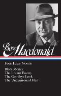 Ross MacDonald Four Later Novels Library of America 296