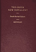 Usb4 Greek New Testament with Greek-English Dictionary