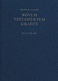 Novum Testamentum Graece Fl