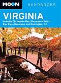 Moon Handbooks Virginia Including Washington DC