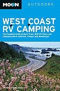 Moon West Coast RV Camping 3rd Edition