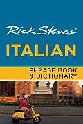 Rick Steves Italian Phrase Book & Dictionary 6th Edition