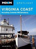 Moon Virginia Coast Including Colonial Williamsburg