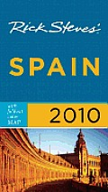 Rick Steves Spain 2010 With Map