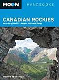 Moon Canadian Rockies Handbook 6th Edition