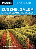 Moon Spotlight Eugene Salem & Willamette Valley