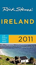 Rick Steves Ireland 2011 with map