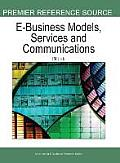 E-Business Models, Services, and Communications