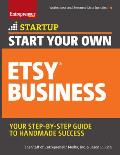 Start Your Own Etsy Business Handmade Goods Crafts Jewelry & More
