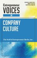 Entrepreneur Voices on Company Culture
