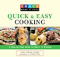 Quick & Easy Cooking A Step By Step Guide to Meals in Minutes