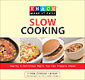 Knack Slow Cooking Hearty & Delicious Me