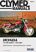Clymer Honda VT1100 Series 1995 2007