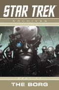Star Trek Archives Volume 2 Best Of The Borg