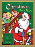 Great Treasury of Christmas Comic Book Stories