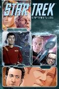 Star Trek Captains Log