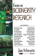 Focus on Biodiversity Research