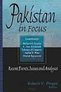 Pakistan in Focus