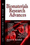 Biomaterials Research Advances