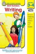 Writing Grades 3-4 (Skill Builders)