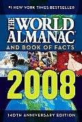 World Almanac & Book Of Facts 2008