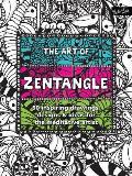 Art of Zentangle 50 inspiring drawings doodles & ideas for the meditative artist