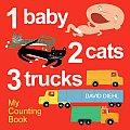 1 Baby 2 Cats 3 Trucks