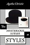 Mysterious Affair at Styles Large Print Edition